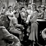 Hoagy Carmichael in 'To Have and Have Not' with Lauren Bacall