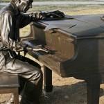 Hoagy Statue